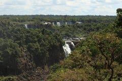 Iguazu Wasserfall Lizenzfreie Stockbilder