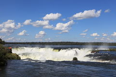 Iguazu Waterfall Stock Images