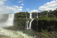 Iguazu Waterfall Stock Images