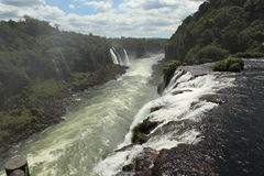 Iguazu Waterfall Stock Photos