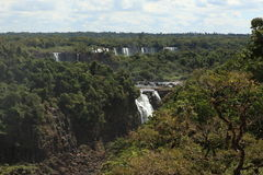 Iguazu Waterfall Royalty Free Stock Images