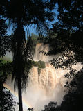 Iguazu Waterfalls. (Agentina-Brazil Royalty Free Stock Image