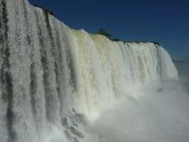 Iguazu waterfalls. Stock Photo