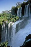 Iguazu Waterfalls,Argentina Stock Photo