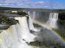 Iguazu Waterfalls  Stock Images