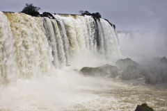 Iguazu Waterfalls (Iguazu, Iguacu, Iguassu) Stock Photos