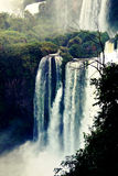 Iguazu waterfalls, Misiones, Argentina Stock Photos