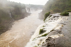 Iguazu Waterfalls National Park Royalty Free Stock Photo