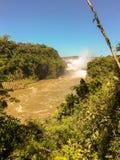 Iguazu Waterfalls National Park Royalty Free Stock Photography