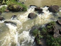Iguazu Waterfalls National Park Stock Photography