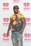 IHeartRadio festiwal muzyki obrazy royalty free