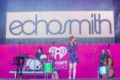 IHeartRadio Music Festival Royalty Free Stock Photos