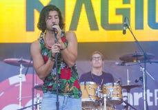IHeartRadio Music Festival Stock Photo