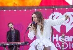 IHeartRadio Music Festival Stock Image