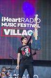 IHeartRadio musikfestival Royaltyfria Bilder