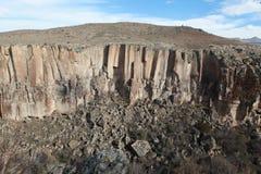 Ihlara Valley in Cappadocia, Aksaray. Royalty Free Stock Photo