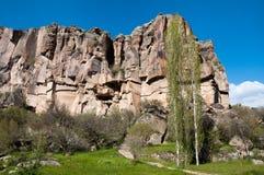 Ihlara Valley, Cappadocia (Turkey) Royalty Free Stock Images