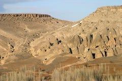 Ihlara valley in Cappadocia Stock Photography