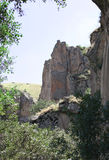 Ihlara Valley, Cappadocia Royalty Free Stock Photography