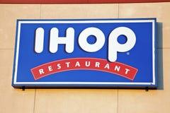 IHOP restaurant Royalty Free Stock Photos