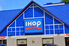 IHOP-Restaurant Lizenzfreie Stockbilder
