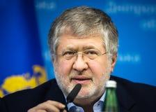 Ihor Kolomoyskyi Fotografia Stock