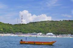 Ihr bestes Meer in Thailand Stockfoto