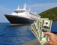 Ihr Geld, Ihr Traum Stockfoto