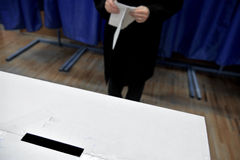 Ihre Abstimmungs-Zählungen Lizenzfreie Stockfotos