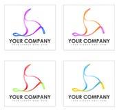 Ihre Firmenillustrationen Stockfotos