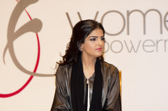 Ihre Hoheit-Prinzessin Ameerah Al Taweel Stockbild