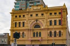 Ihre Majestät Theatre in Adelaide, Süd-Australien Stockbild