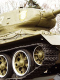 ii坦克战争世界 免版税库存图片