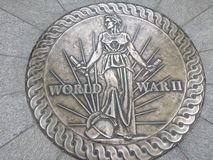 ii战争世界 免版税库存图片