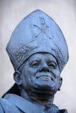 ii约翰・保罗教皇 库存照片