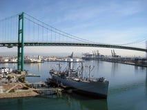 ii船战争世界 图库摄影