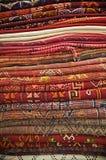 ii马拉喀什地毯 库存照片