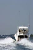 被限制的系列ii海洋游艇 免版税图库摄影