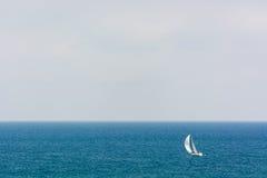 II allein segeln Lizenzfreie Stockbilder