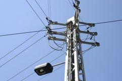 ii do energii elektrycznej Fotografia Royalty Free