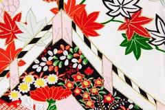ii do projektu kimono Zdjęcie Royalty Free