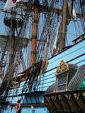 ii piratkopierar shipen Royaltyfria Bilder