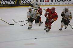 2017 IIHF LODOWEGO hokeja ŚWIATOWY mistrzostwo - Australia vs Belgia Obrazy Royalty Free