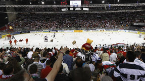 IIHF World Championship Stock Photography