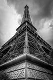 艾菲尔铁塔在巴黎III 库存照片