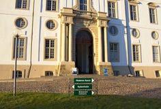 III - grodowy Gottorf, Niemcy - Zdjęcie Royalty Free