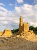 III internationale Skulpturen Gdansk-Plener gebildet von stockbilder
