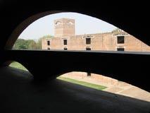 IIM Ahmedabad, Indien Lizenzfreies Stockbild