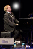Iiro Rantala & Espoo Big Band perform live on 28th April Jazz Stock Photography