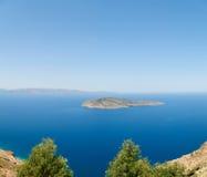 Iisland Crete, Grecia foto de archivo